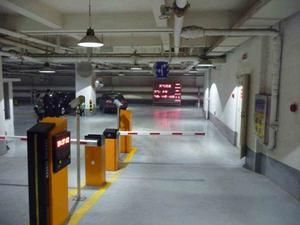 物联网ZigBee智能停车场系统
